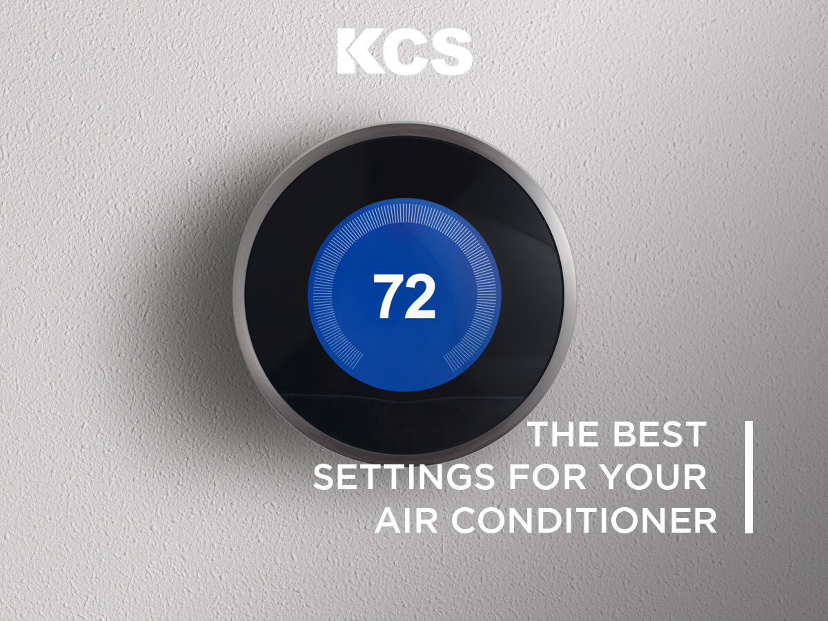 Finding the best Air Conditioner Settings